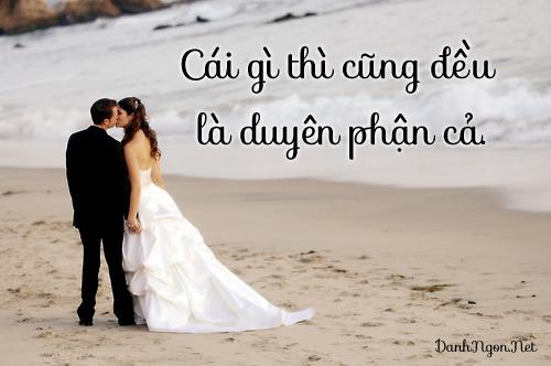 Những câu nói hay cho cô dâu mới